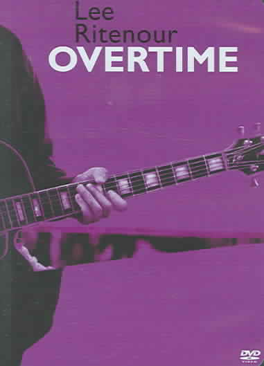 OVERTIME BY RITENOUR,LEE (DVD)