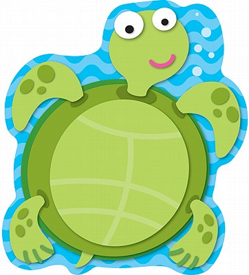 Sea Turtle By Carson-Dellosa Publishing Company, Inc. (COM)
